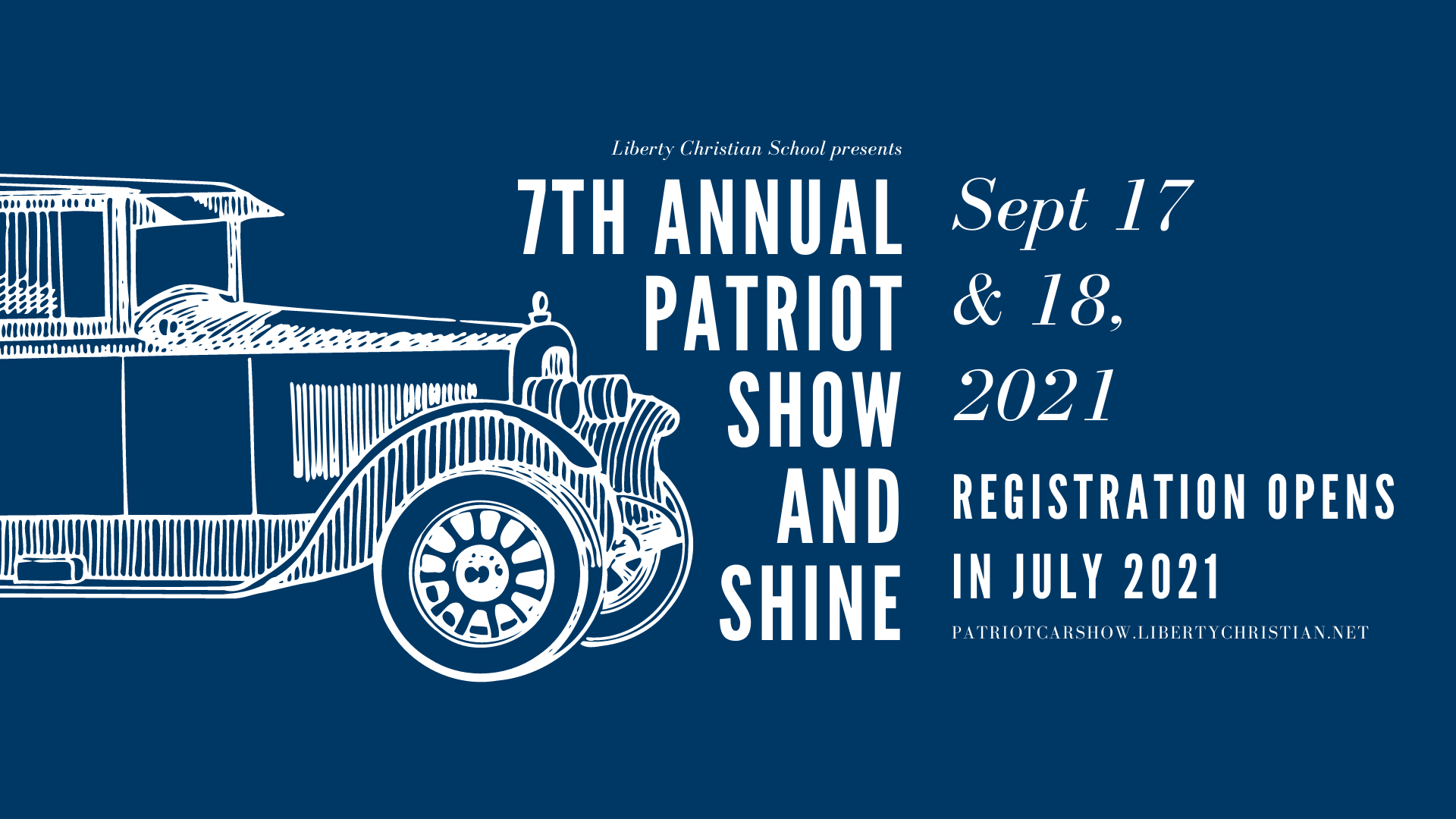 History of the Patriot Car Show & Shine